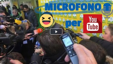 microfono per youtube